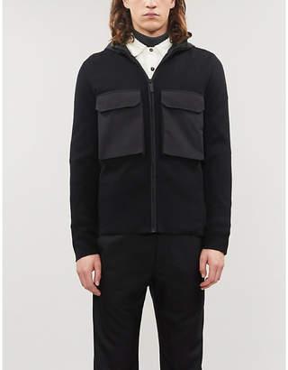 Canada Goose Elgin zip-up wool hoody