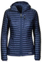 L.L. Bean Women's Ultralight 850 Down Sweater Hooded Jacket