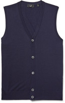 Dunhill - Wool Sweater Vest