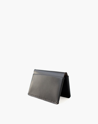 Madewell MAKR Leather Horizon Four Wallet