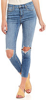 Free People Busted Skinny Jeans