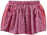 Osh Kosh Confetti Print Skirt