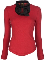 Vivienne Westwood 'Little tie' top