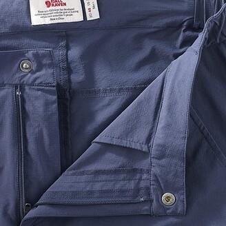Fjallraven High Coast Hike Shorts (Navy) Men's Shorts