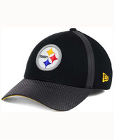 New Era Pittsburgh Steelers Ref Fade 39THIRTY Cap