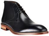 John Lewis Chumbley Refined Leather Chukka Boots, Black