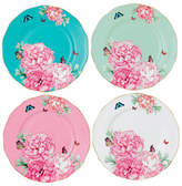 Royal Albert Miranda Kerr Set of 4 Accent Plates