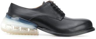 Maison Margiela Airbag heel lace-up shoes
