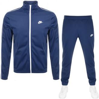 Nike Tracksuit Navy