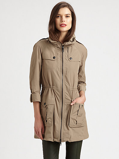 Burberry Badgeford Anorak Jacket