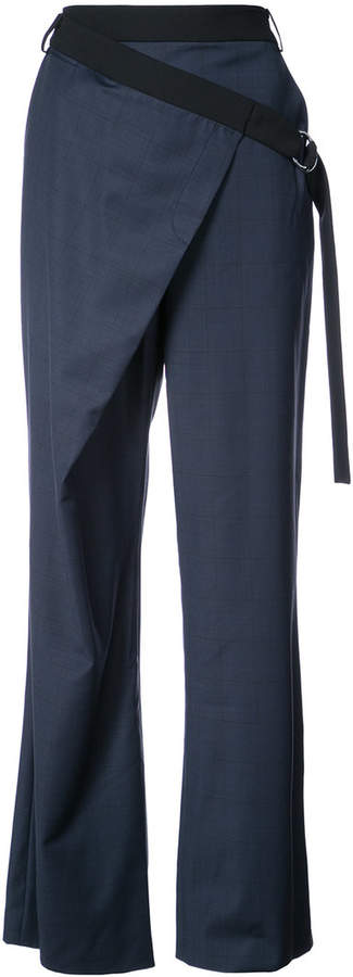 Dion Lee asymmetric sleeve top