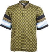 Givenchy Printed Short Sleeves Shirt