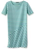 Petit Bateau Womens sailor striped dress