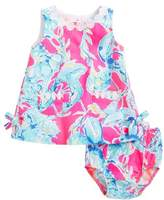 Lilly Pulitzer R) Baby Lilly Shift Dress