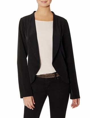The Limited Open Front Jacket