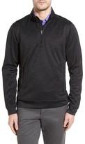 Cutter & Buck Men's Big & Tall Session Quarter Zip Sweater