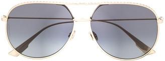 Christian Dior DiorByDior1S aviator-frame sunglasses
