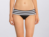 Seafolly Coast to Coast Skirted Roll Top Hipster