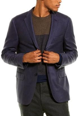 Corneliani Silk & Wool-Blend Sport Coat