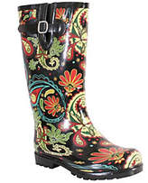 NOMAD Rubber Rain Boots - Puddles Paisley