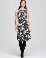 Jones New York Collection Burst Pleat Dress