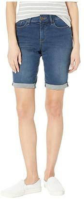 NYDJ Petite Petite Briella Shorts in Cooper