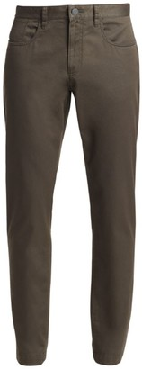 Saks Fifth Avenue COLLECTION Stretch Cotton Five-Pocket Pants