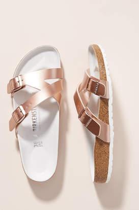 Birkenstock Metallic Yao Sandals