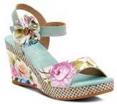 Spring Step L'artiste By Roesia Wedge Sandal