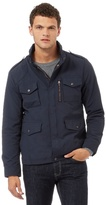 Red Herring Navy Zip Through Jacket