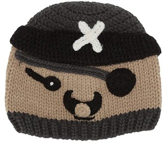 San Diego Hat Company Kids Pirate Beanie (Toddler) (Tan) Caps