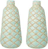 Amalfi by Rangoni Cabezon Vase, Large (Set of 2)