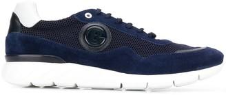 Baldinini Logo Patch Sneakers