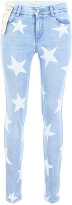 Stella McCartney All Over Star Print Jeans