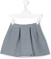 Il Gufo striped skirt - kids - Cotton/Polyamide - 4 yrs