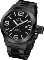 Tw Steel Cb211 Canteen Black Steel Watch