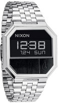 Nixon Men's 'The Re-Run' Stainless Steel Bracelet Watch