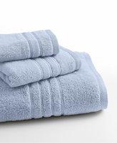 """Lenox Bath Towels, Platinum Solid 30"""" x 58"""" Bath Towel"""