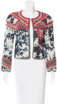 Isabel Marant Embroidered Weez Jacket