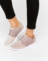 Missguided Lace Up Sneaker