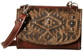 American West Mystic Shadow Small Crossbody/Wallet