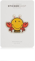 Anya Hindmarch Cancer zodiac small sticker