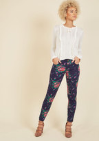 Exuberant Intrigue Pants in Bouquet in XXS