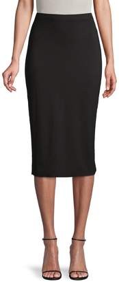 Saks Fifth Avenue Iconic-Fit Pull-On Skirt