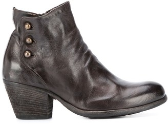 Officine Creative Giselle 6 ankle boots