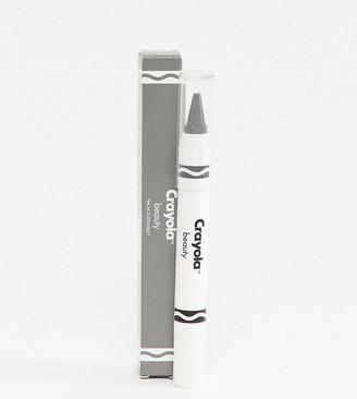 Crayola Face Crayon - Gray