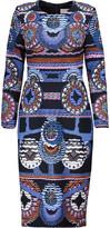 Peter Pilotto Start printed crepe midi dress