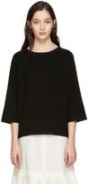 Chloé Black Cashmere Iconic Sweater
