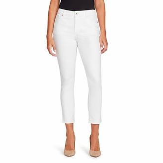 Bandolino Women's Misses Mandie Slim Fit High Rise Crop Jean