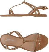 Armani Jeans Thong sandals